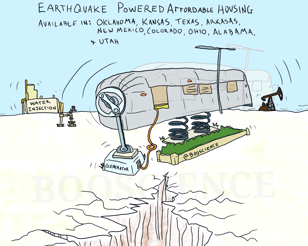Midwest housing/energy/earthquake solution -