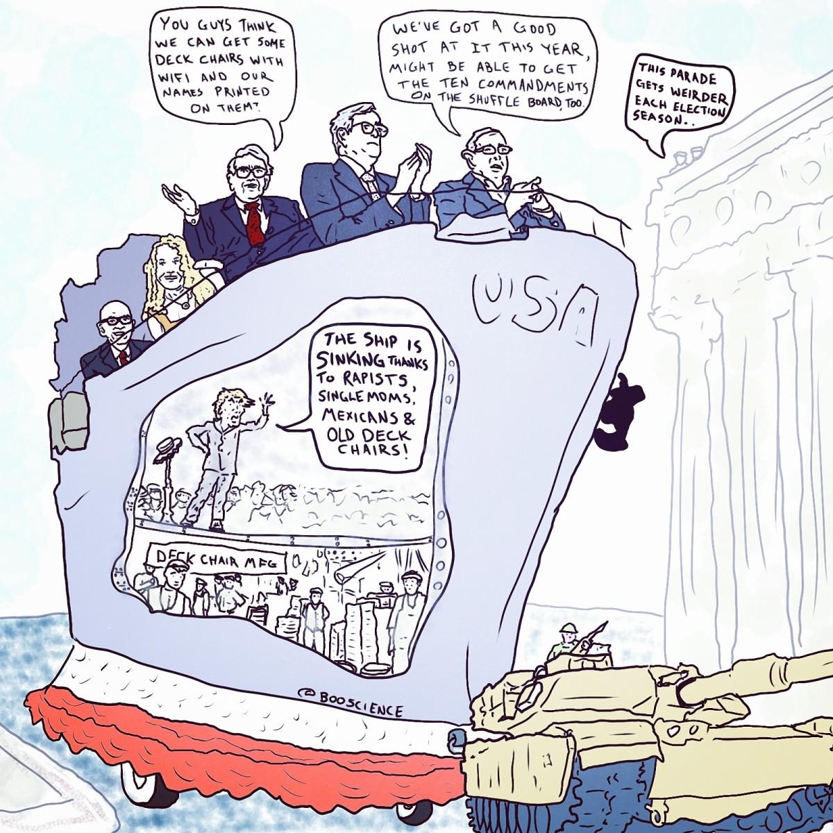 The Grand Ol' Parade