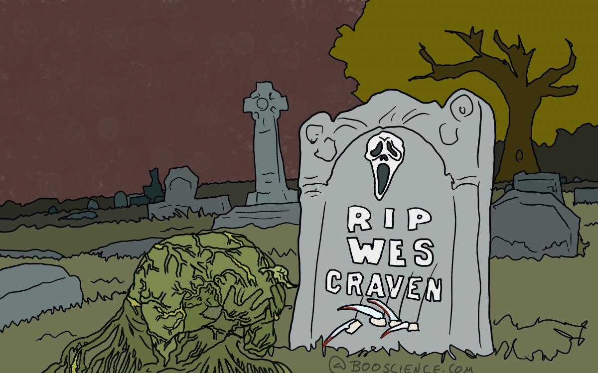 RIP Wes Craven
